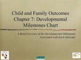 Ppt Child And Family Outcomes Chapter 7 Developmental