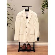 Mens Suit Valet Megahome Mens Valet Stand F2017 The Home Depot