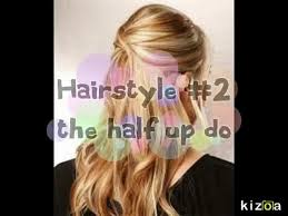 Simple Hairstyles For Medium Hair 6 Wonderful Kizoa Video Maker 24 Hairstyles Easy And Simple Video Dailymotion