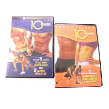tony horton s 10 minute trainer dvd