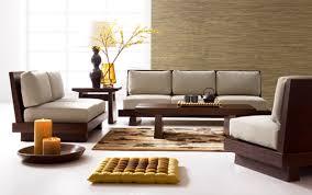 Solid Wood Living Room Furniture Sets Japanese Living Room Design Rustic Scandinavian Interior Design