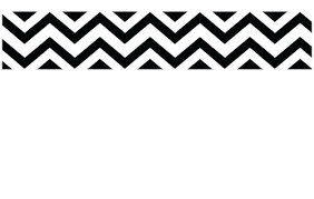 Border Black And White Black White Chevron Wall Border Black And White Wallpaper Border