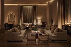 best interior designs. Modren Designs Best Interior Design  New York Edition Hotel By David Rockwell  In Designs