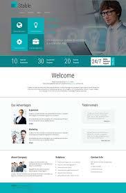 Free Business Templates 70 Best Business Website Templates Free Premium