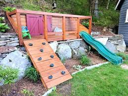 play structures for small yards amazing inspiration ideas backyard play structures