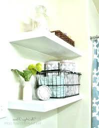 floating shelves above toilet floating shelves over toilet bathroom above s floating wood shelves above toilet