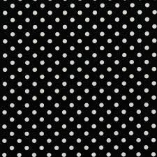 michael miller charming by gertie cx2490 black dot 9 40 yd