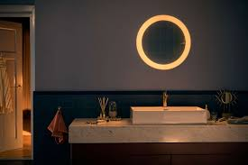 philips hue adore mirror for your bathroom