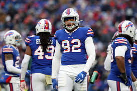 Buffalo Bills: Darryl Johnson has to show improvement to make roster - Page  3