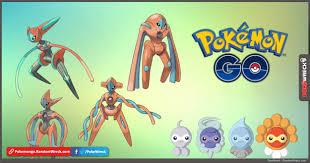 Pokemon GO Next Update: Castform & Deoxys forms, news system and shiny list  filter