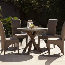rectangular outdoor dining table new cane dining chairs luxury patio furniture new mid century od