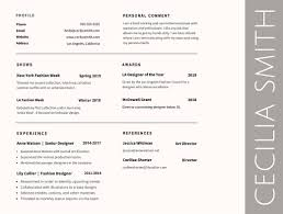 Font For A Resume Resume For Study