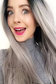 Grey Hair Color is the Hottest Trend of 2018 \u2013 Best Hair Color ...