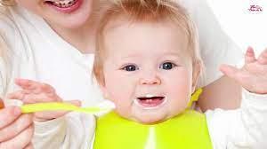 Trẻ 5 tháng tuổi có ăn được sữa chua không, có tốt cho hệ tiêu hóa không?