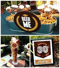 Best 30th Birthday Party Themes For Him Ideas Cupcakes