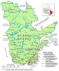 Реферат Проблемы Квебека в Канаде  Канада к северу от 60 той параллели не считая Юкон Квебек и Новую Землю Вместе они насчитывают 3426320 кв км территории