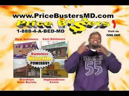 Terrell Suggs talks about Price Busters