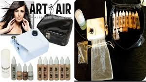 art of air best airbrush makeup system reviews easy makeup kits for professionals makeup tutorial