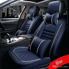 jeep car seat covers front rear luxury leather car seat covers for jeep grand wrangler patriot