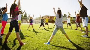 Cuáles son los beneficios de hacer deporte en la adolescencia? | No está  chido