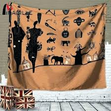 african tapestry wall hanging tapestry wall hangings polyester tapestry wall hanging decor dancing women print beach towel for sofa chair black art tapestry  on black art tapestry wall hangings with african tapestry wall hanging tapestry wall hangings polyester