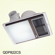 qdp822cs china bathroom heater fan light quiet exhaust fan