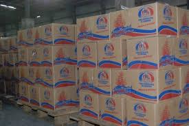 Resultado de imagen para Almacen con cajas navideñas del Plan Social de la Presidencia