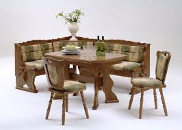 Kitchen Table Corner Bench Kitchen Nook Set With The Inviting Cozy Style
