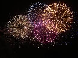 fireworks background hd. Beautiful Background With Fireworks Background Hd R