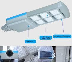 waterproof outdoor solar pv 40 watts led street light view led street light sresky