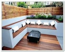 deck storage ideas deck bench ideas outdoor deck bench best modern outdoor storage ideas on modern