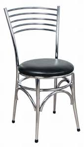 outdoor cafe table and chairs. CF/8 - Napoli Chrome Side Chair Outdoor Cafe Table And Chairs
