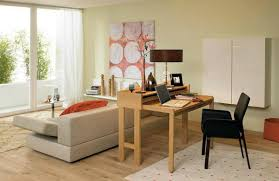 living room home office. How To Combine A Home Office With The Living Room