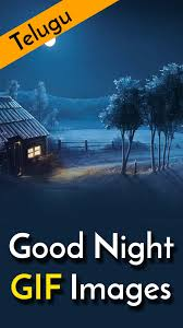 Good Night Gif Images In Telugu For Android Apk Download