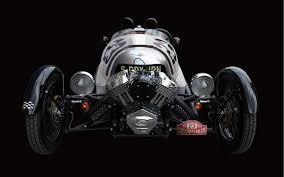 2013 Morgan 3 Wheeler First Drive - Motor Trend