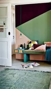 Small Picture 22 Clever Color Blocking Paint Ideas to Make Your Walls Pop