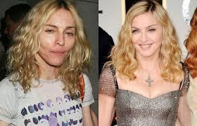 48 photos of celebrities without makeup madonna without makeup