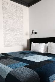 A.P.C. QUILTS : AT THE ACE HOTEL LONDON SHOREDITCH | A.P.C. QUILTS ... & A.P.C. quilts at the Ace Hotel London Shoreditch. apc_paris shared for art. Adamdwight.com