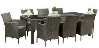 wicker outdoor dining set. Pacific 8 Seater, Outdoor Dining Furniture, Settings, Table And Wicker Set