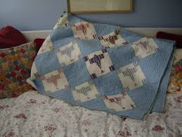 1930s Lindbergh airplane quilt | Antique Quilts 1 Closed ... & 1930s Lindbergh airplane quilt Adamdwight.com