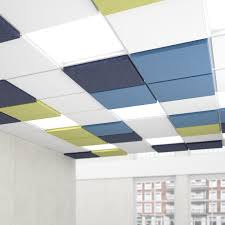 Acoustic Ceiling Lights Ceiling Acoustic Panel For False Ceilings For Interior