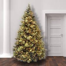 What To Do When Pre Lit Tree Lights Go Out The 8 Best Artificial Christmas Trees With Led Lights