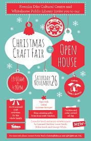 Christmas Craft Christmas Craft Fair Open House Yukon Territory Alaska