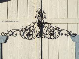 Check out our rustic patio decor selection for the very best in unique or custom, handmade pieces from our signs shops. 32 Brand New Outdoor Wrought Iron Decor That You Shouldn T Miss Stunning Photos Decoratorist