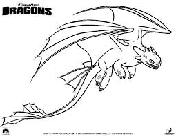 Malvorlagen How To Train Your Dragon 3