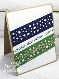 Card Making Ideas Stampin Up