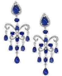 effy collection women s blue effy sapphire