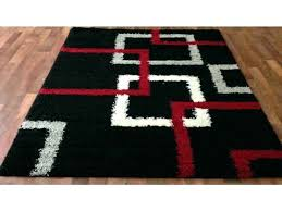target black and white rug red area rugs designs fluffy gray mo target gray rug