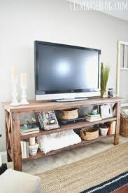 tv furniture ideas. diy tv console tv furniture ideas