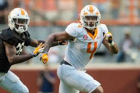 Projecting The Tennessee Vols 2019 Offensive Depth Chart